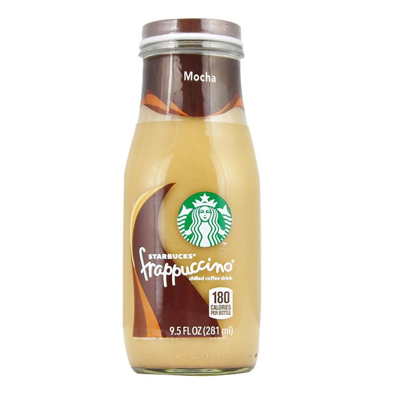美国进口食品星巴克starbucks咖啡星巴克星冰乐281ml