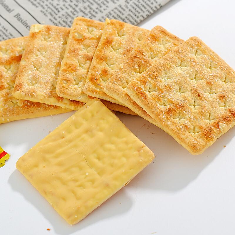 印尼进口gery芝莉奶酪芝士涂层饼干乳酪夹心早餐散装零食110g